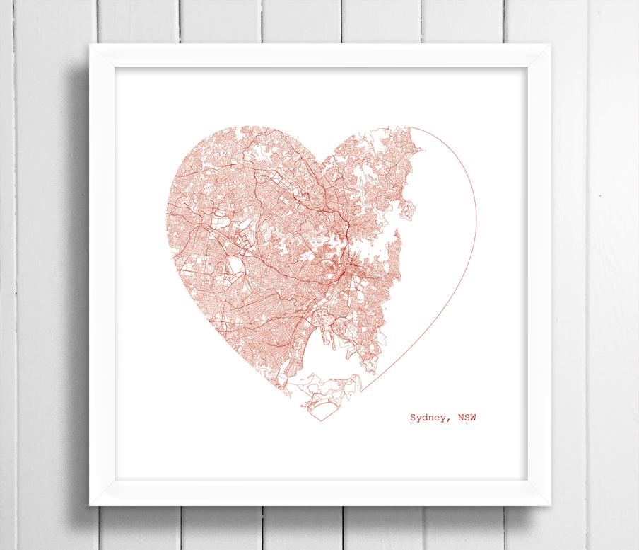 sydney heart framed.jpg