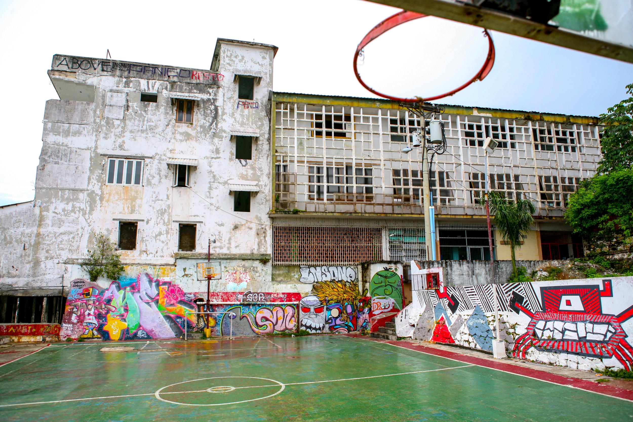 Casco Viejo, Panama City - 2011