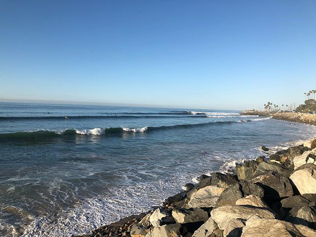 Celebrated 6 years in LA today with a swell from Hurricane Rosa.  #exit #choose2exit #where2exit #surf #surfer #surfing  #ocean #sunsetbeach #losangeles #california #2018 #hurricanerosa