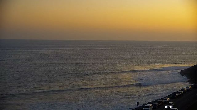 Sunset @ Sunset. #surf #surfing #surfer #losangeles #california #exit #choose2exit #2019