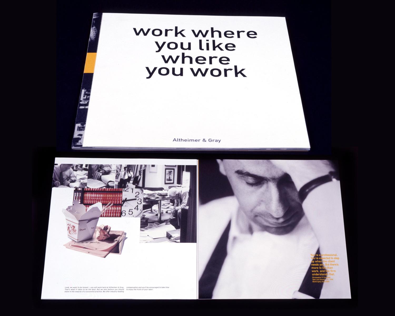 live where you like where you work