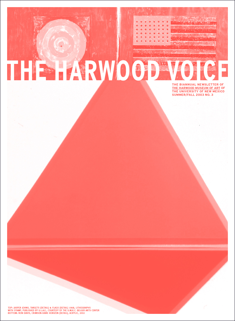 the harwood voice