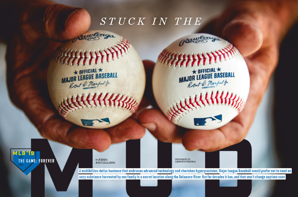 STUCK IN THE MUD - Baseball's longtime Mud Man—and his uncertain future(July 29th issue; online.)