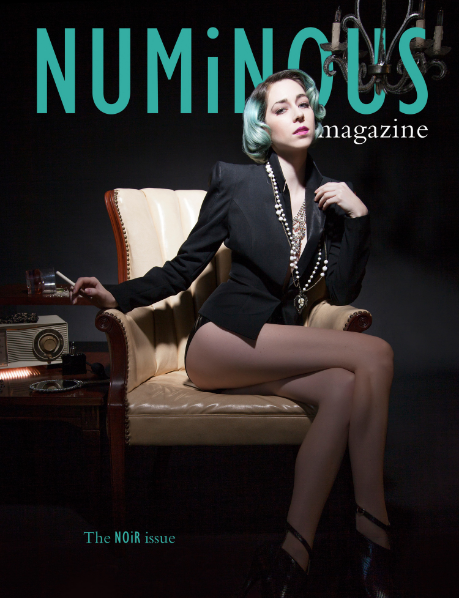 Issue #7: The Noir Issue  Released February 2015