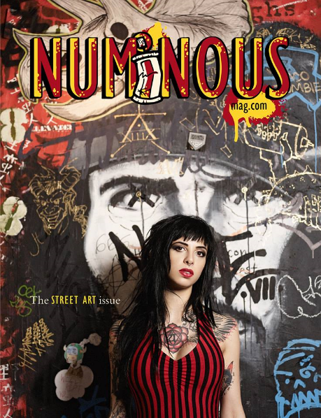 Issue #9: The Street Art Issue  Released June 2015
