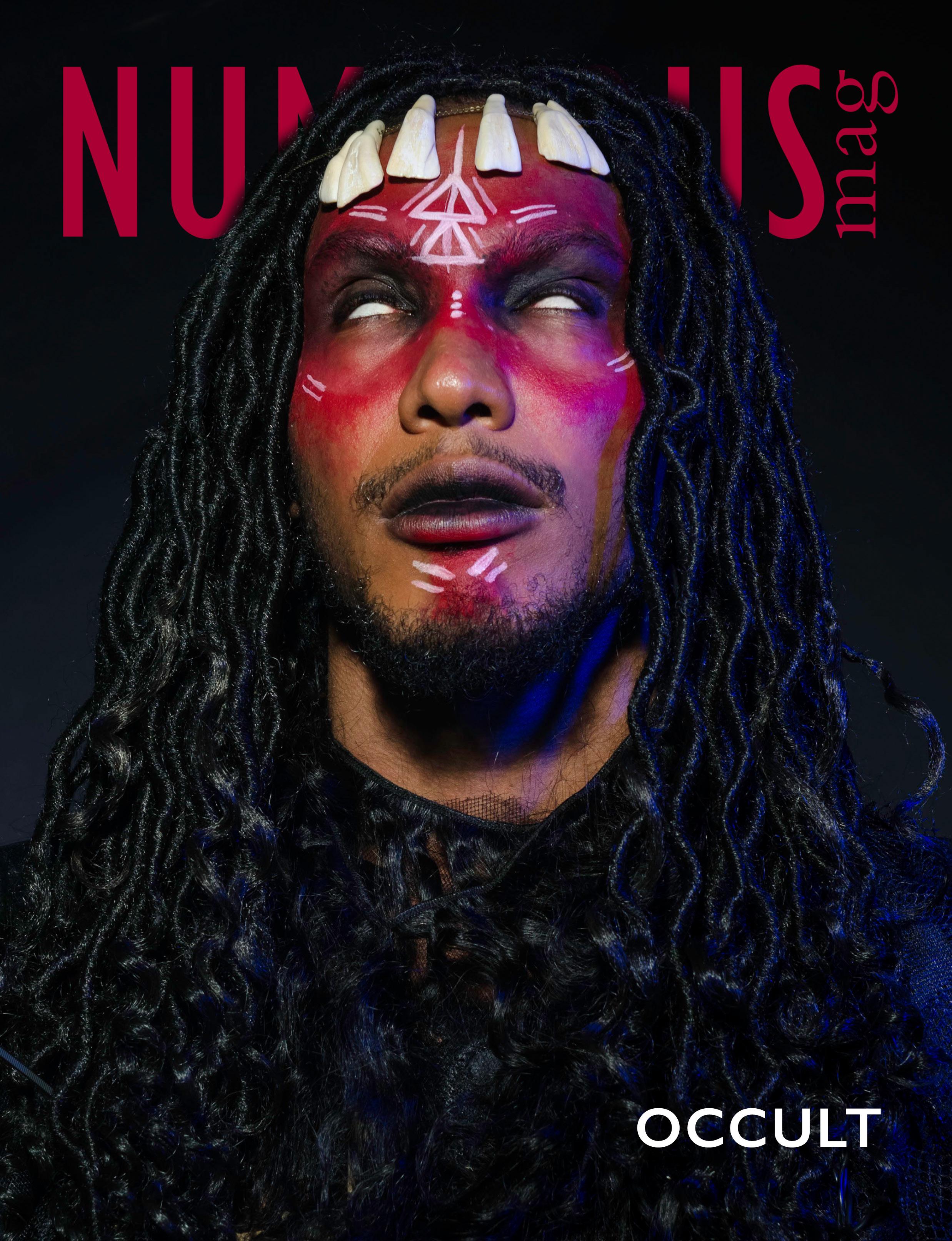 Issue #24: OCCULT  Released September 2019