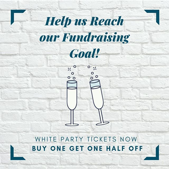 White party tickets are now two for $150! Help us reach our fundraising goals to bring the Hip Hop Architecture Summer camp  to Tampa Bay. Buy your tickets now at tinyurl.com/TBFADwhiteparty  Hip Hop Architecture will introduce youth from East Tampa to architecture, urban planning, creative placemaking, and economic development through the lens of hip hop culture.  #tampa #art #arts #artsandculture #tampaarts #architecture #hiphoparchitecture #fundraiser #gala #hiddentampa #visittampabay #design #education #party #tampaevents