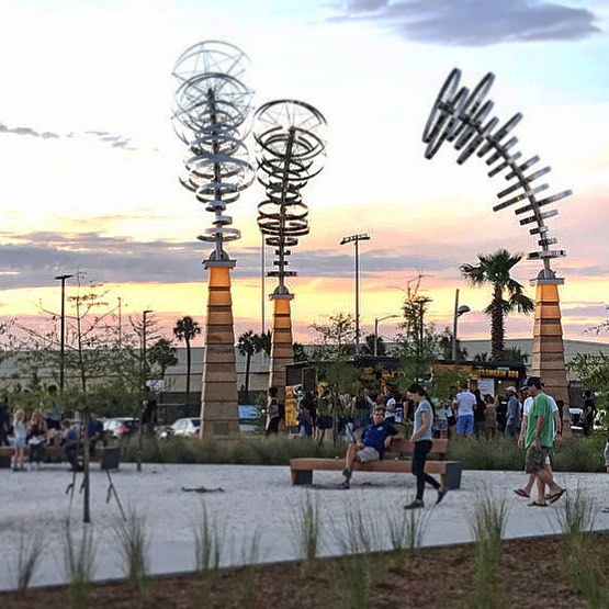 🌿 Join us this Sunday, April 7th at Julian B. Lane park for a public art stroll as part of  TBDW'19  lead by Robin Night, the arts program manager for The City of Tampa! RSVP today @ tampabaydesignweek.com/events  Image courtesy of worldlandscapearchitect.com  #tampa #tampabay #tampaarts #tampabayarts #tampaart #publicart #tours #tampatours #cityoftampa #hillsborougharts #813 #sculptures #sculpture #tbdw #designweek #visittampabay #downtowntampa #hiddentampa #free #achitecture #tamparchitecture #florida #tampadesign #exploretampa