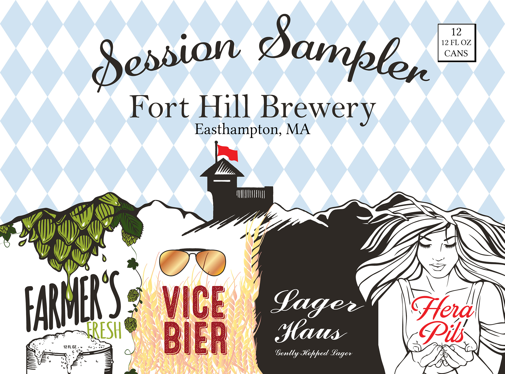 Session Sampler Front