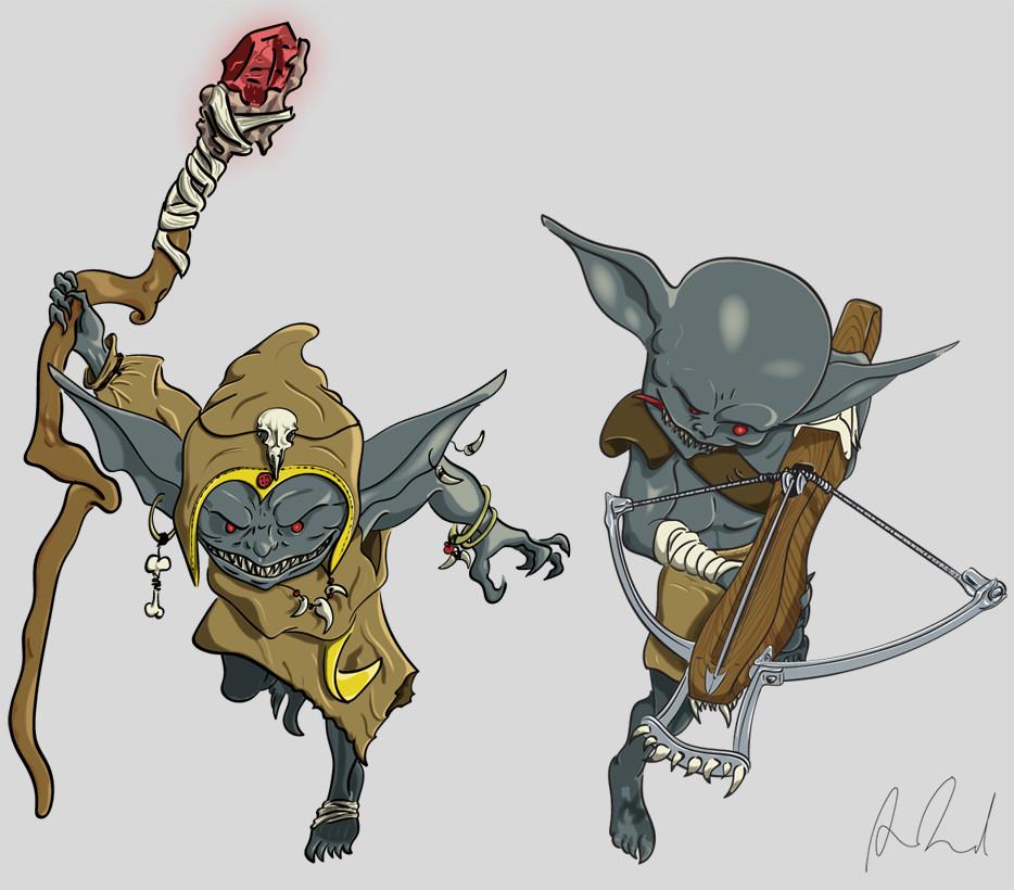 Goblin Tokens