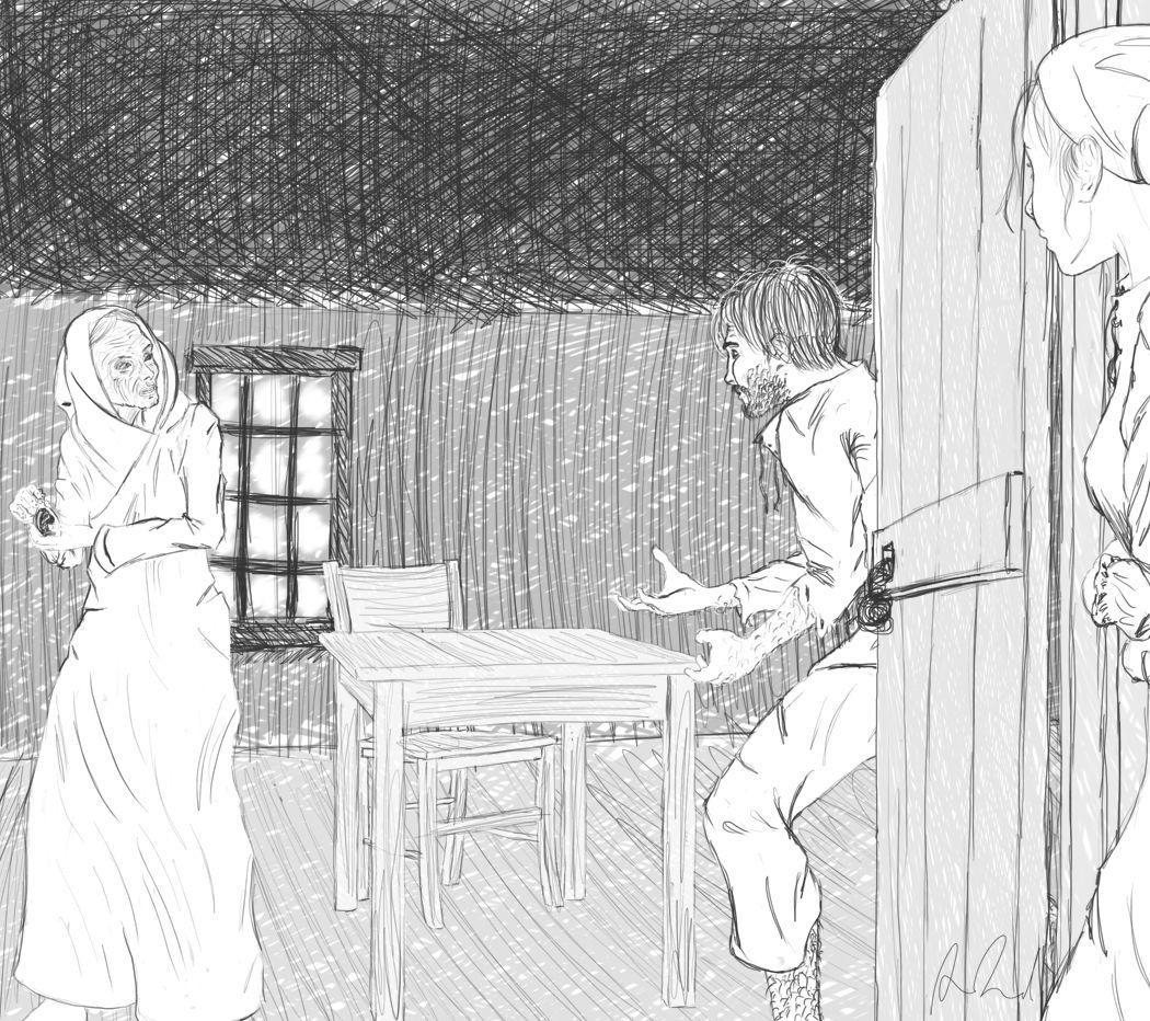 Malachi and The Crone
