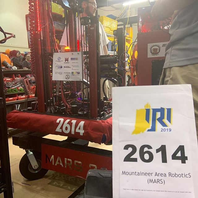 The Indiana Robotics Invitational is one of the most respected offseason competitions of the year, and we're absolutely overjoyed to be invited for another year of exciting IRI gameplay! #omgrobots #stemsquad #iri2019