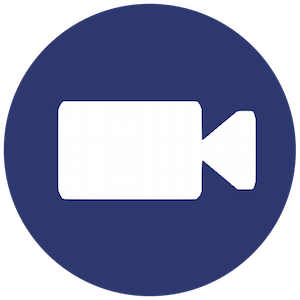 Wedding Videocamera Icon