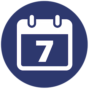 Wedding Delivery Date Icon