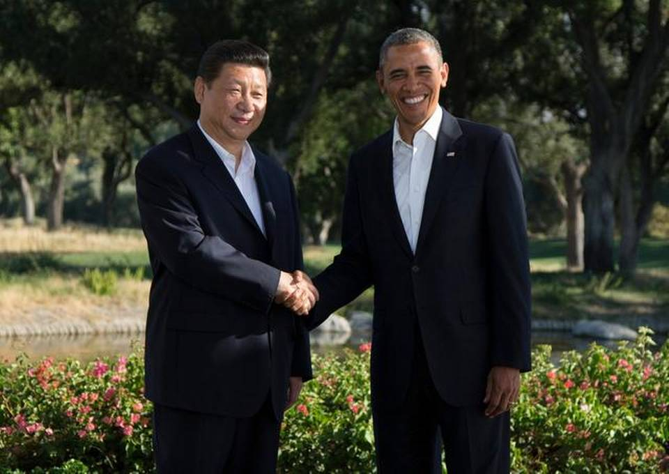"""The U.S. should consider operating a western White House out of California on a regularly scheduled basis to signal a shift not only in strategic thinking, writes Markos Kounalakis. The Annenberg Retreat at Sunnylands has already functioned as the successful setting for the 2013 meetings between presidents Barack Obama and China's Xi Jinping. A seasonally planned Sunnylands stay, combined with a clear """"pivot"""" purpose, would make an even greater statement about America's strategic outlook.     Evan Vucci   Associated Press file"""