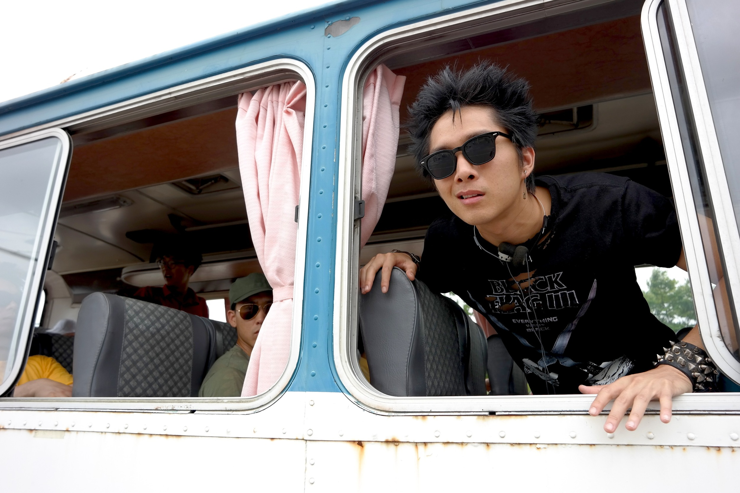 Justin Chon playing Sid Park