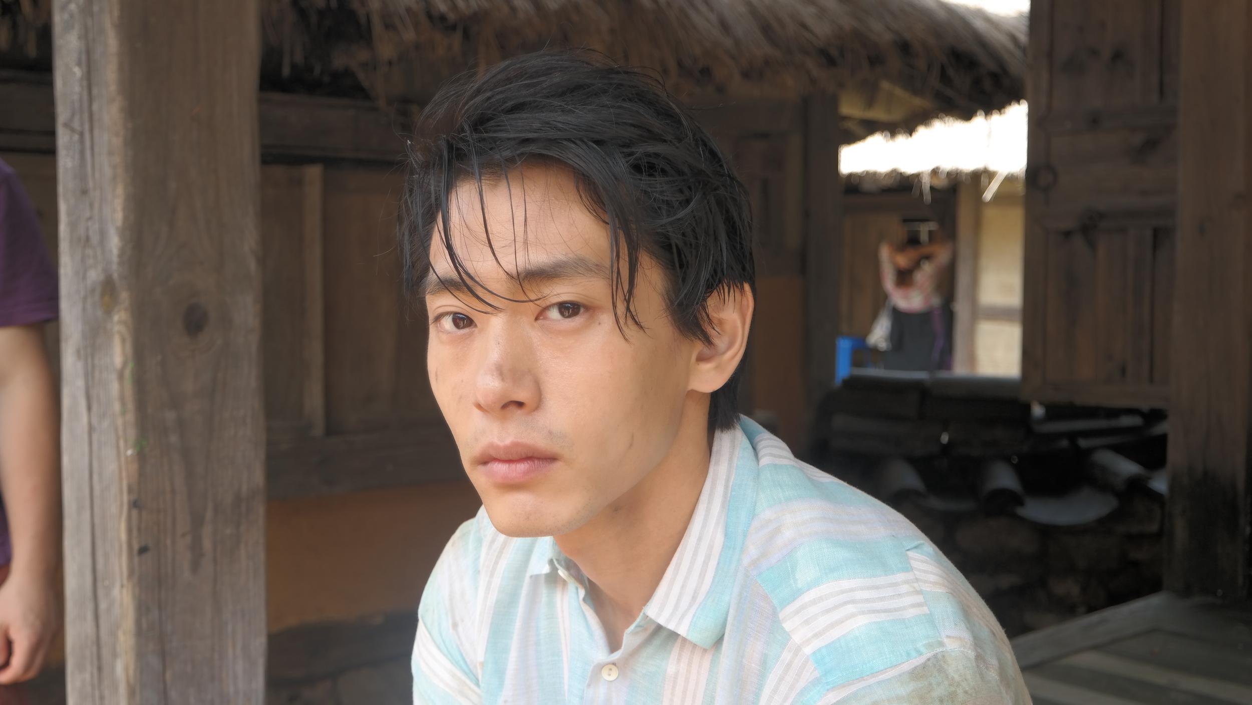 Actor Tee Yoo plays Klaus Kim in Seoul Searching