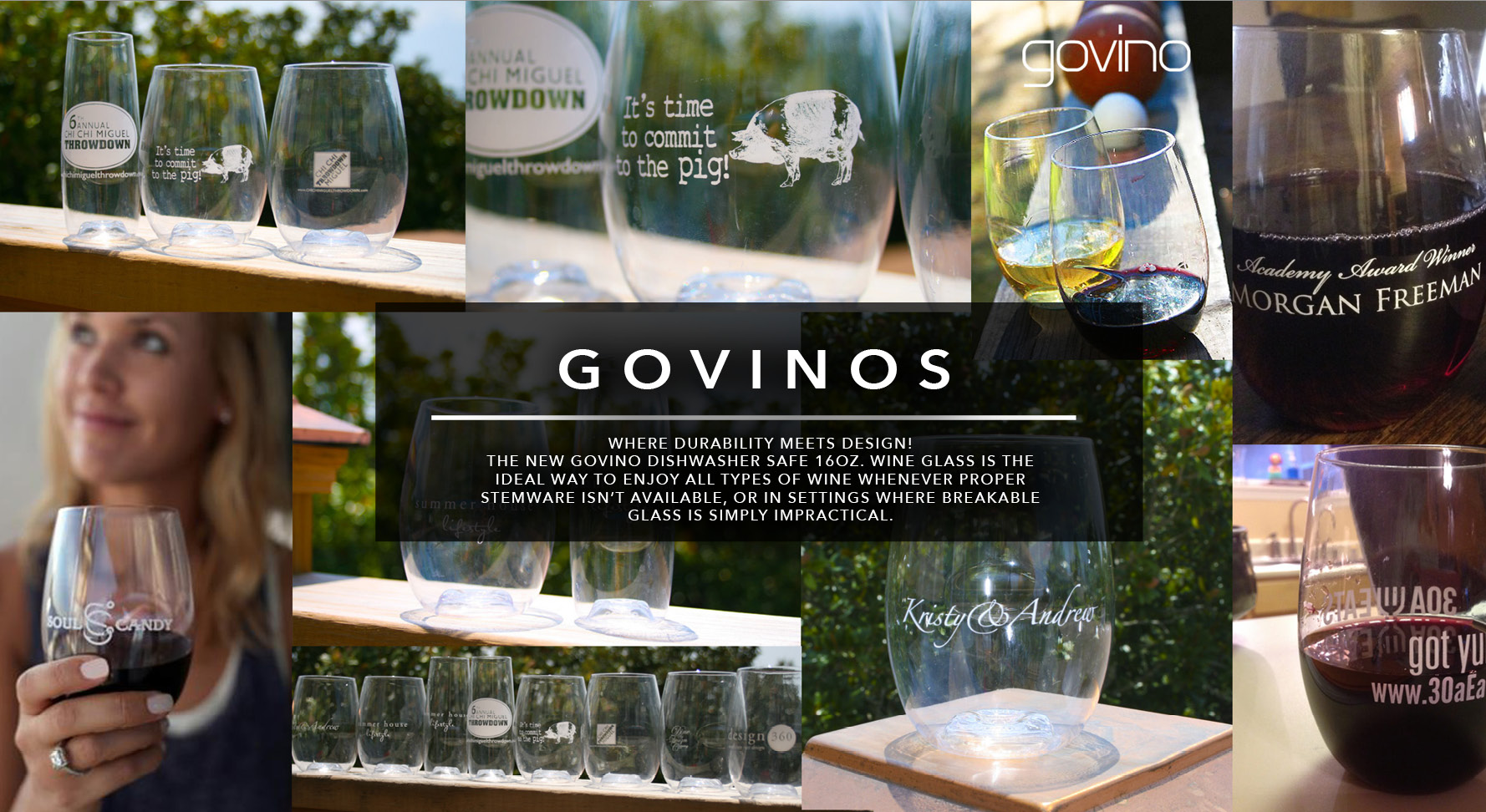 Personalized Govinos