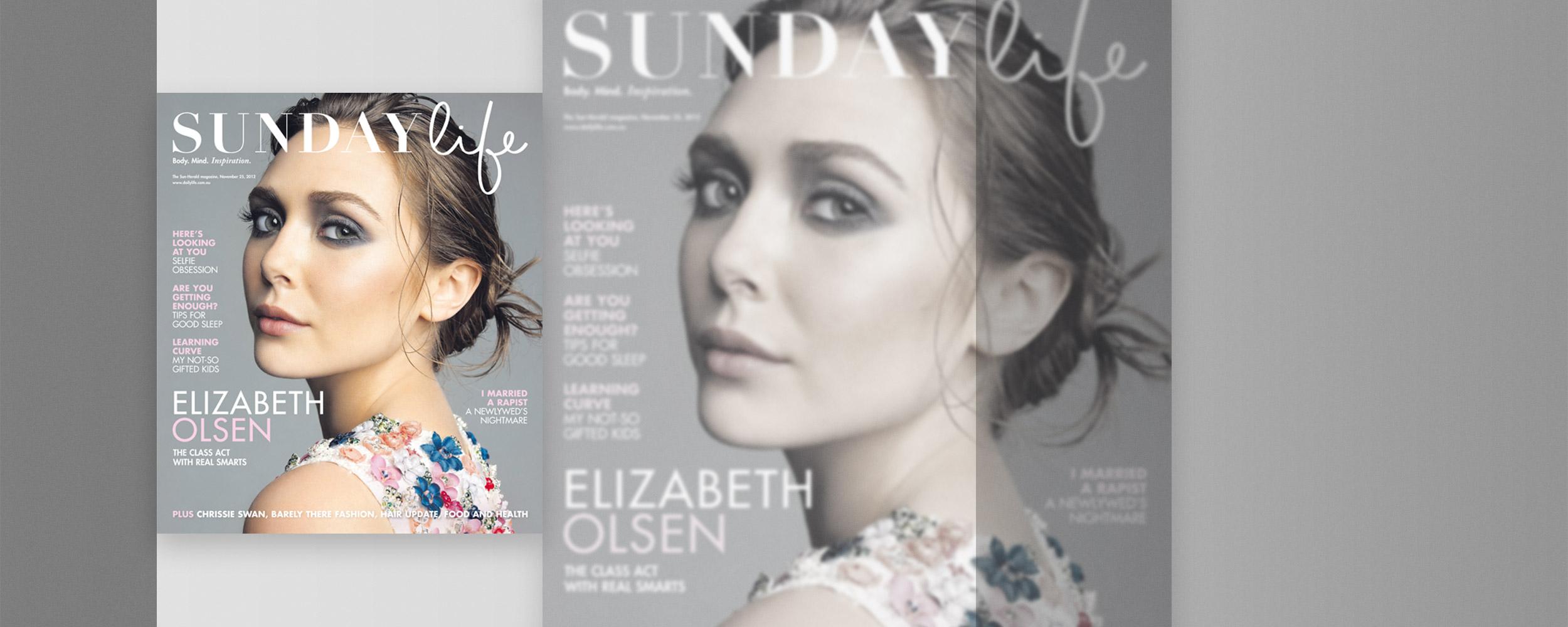 Sunday Life Magazine