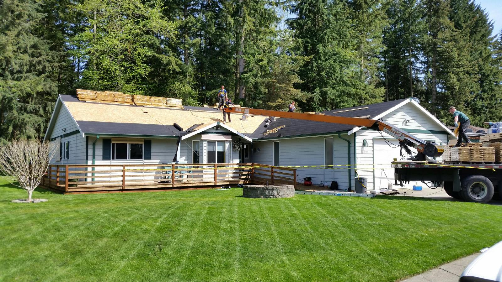 Construction & Roofing Services