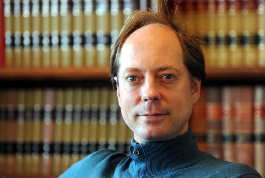 University of Queensland law professor Graeme Orr