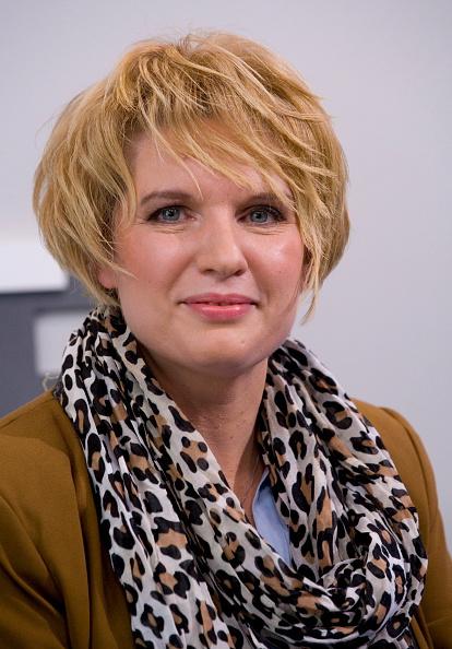 Author Yvonne Hofstetter