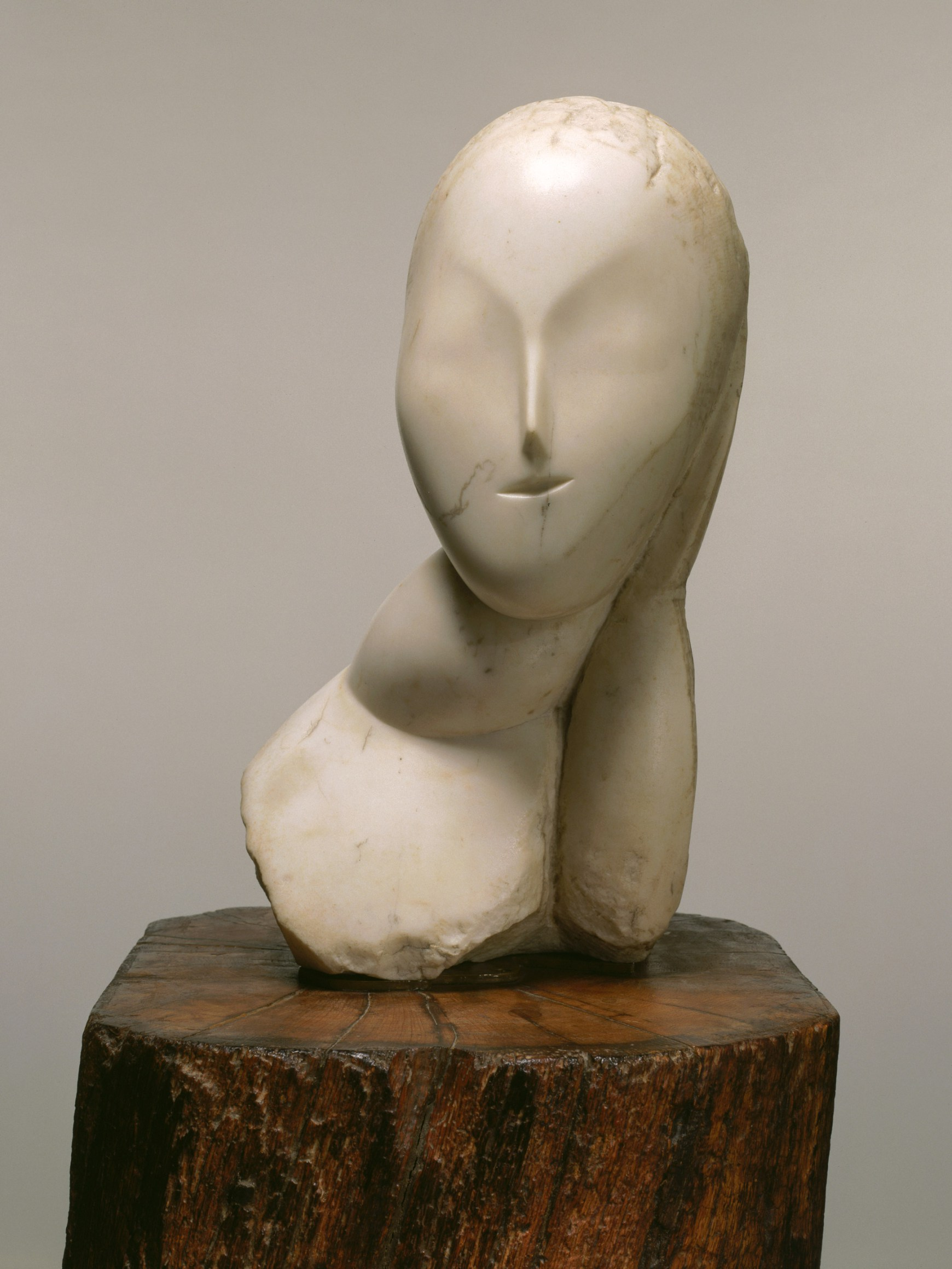 Muse, Constantin Brancusi  © 2016 Artists Rights Society (ARS), New York/ADAGP, Paris