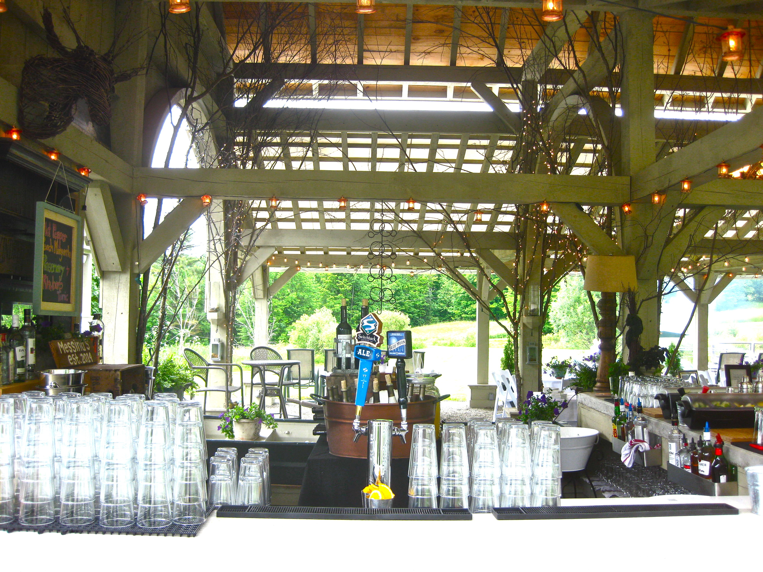 The gorgeous Alerin Barn in St. Johnsbury, Vermont.