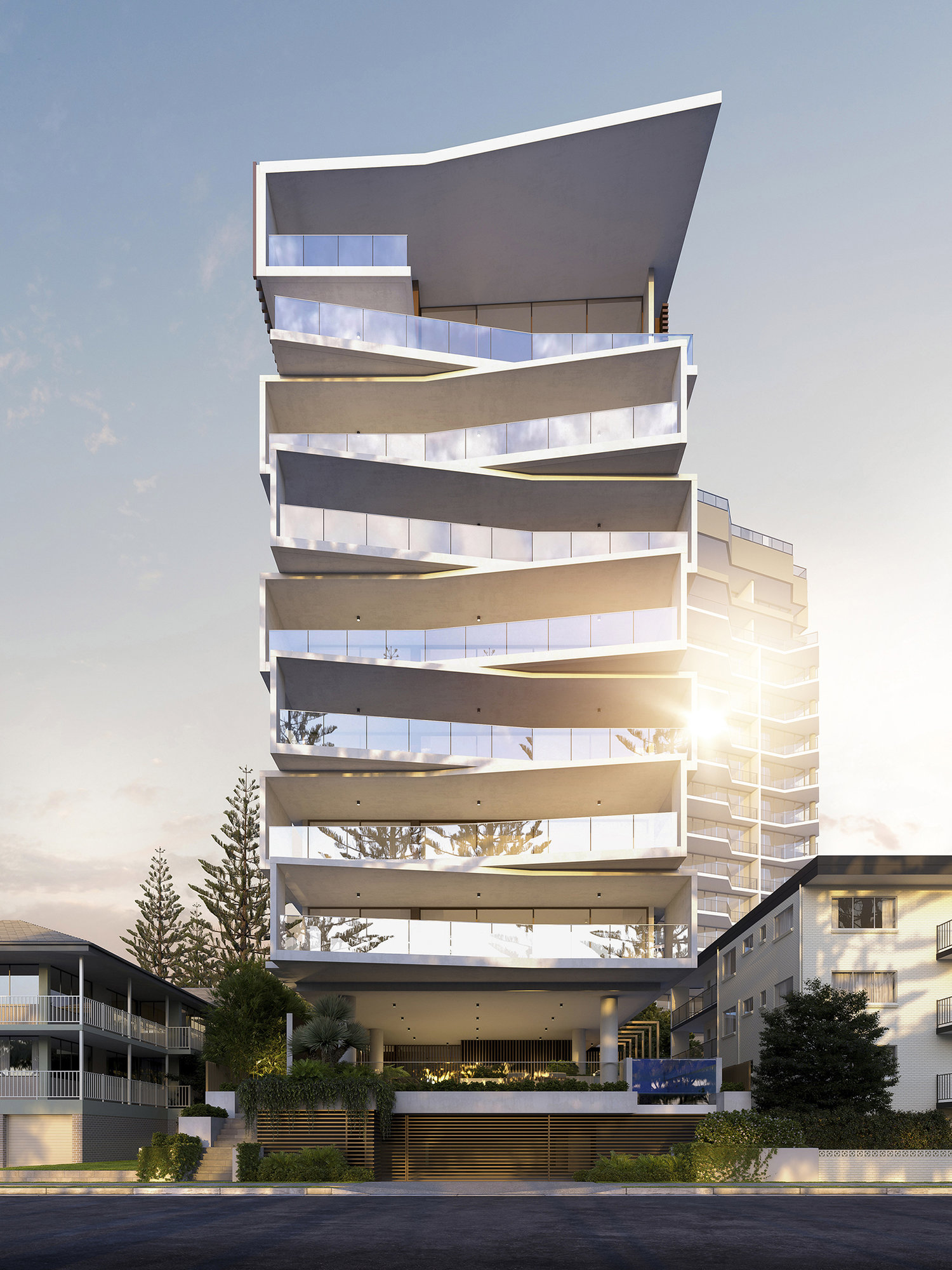 19 BROADBEACH / BROADBEACH - UNDER CONSTRUCTION