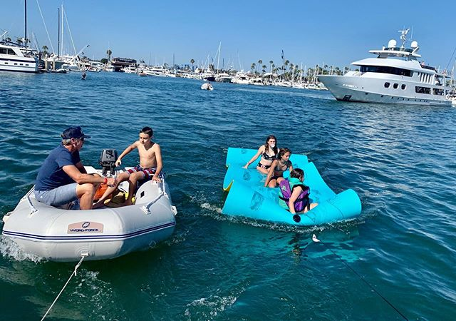 #summer in #SanDiego #boating having fun with #family #friends