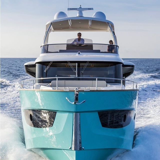 2020 Absolute 58' Navetta #stunning #italy #dealer #marriott #marina #awardwinning
