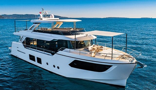 Absolute 68' Navetta, taking the yacht game to the next level #absolute #Navetta #sdyachtgroup #yacht #summer