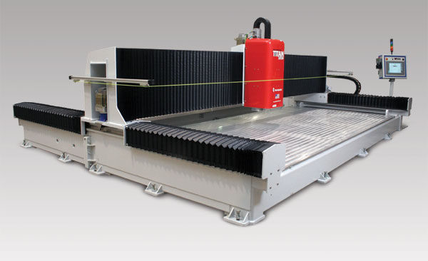 Park Industries Equipment - CNC TITAN
