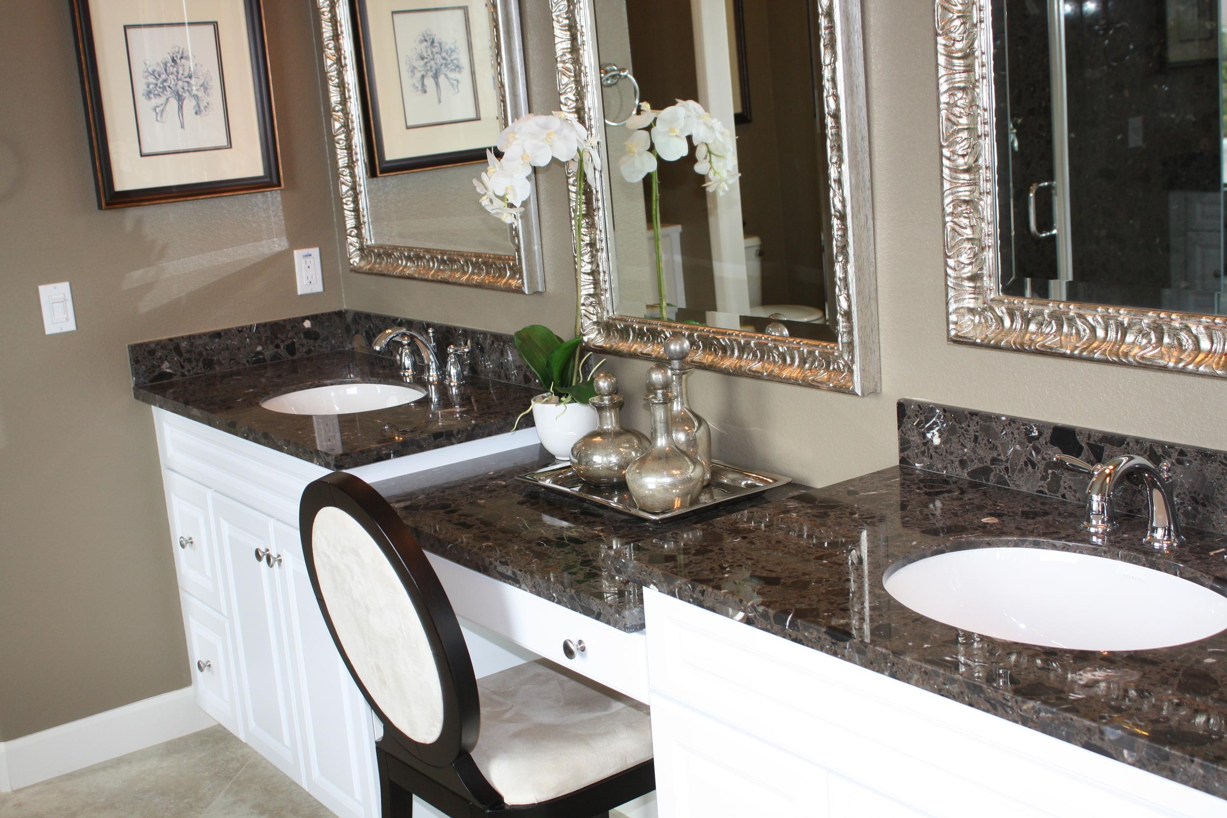 Roca Cafe Piadrafina Bathroom_Recycled Granite_Central Texas_Austin_Buda_Kyle_%22San Antonio%22_Granite Countertops.jpg