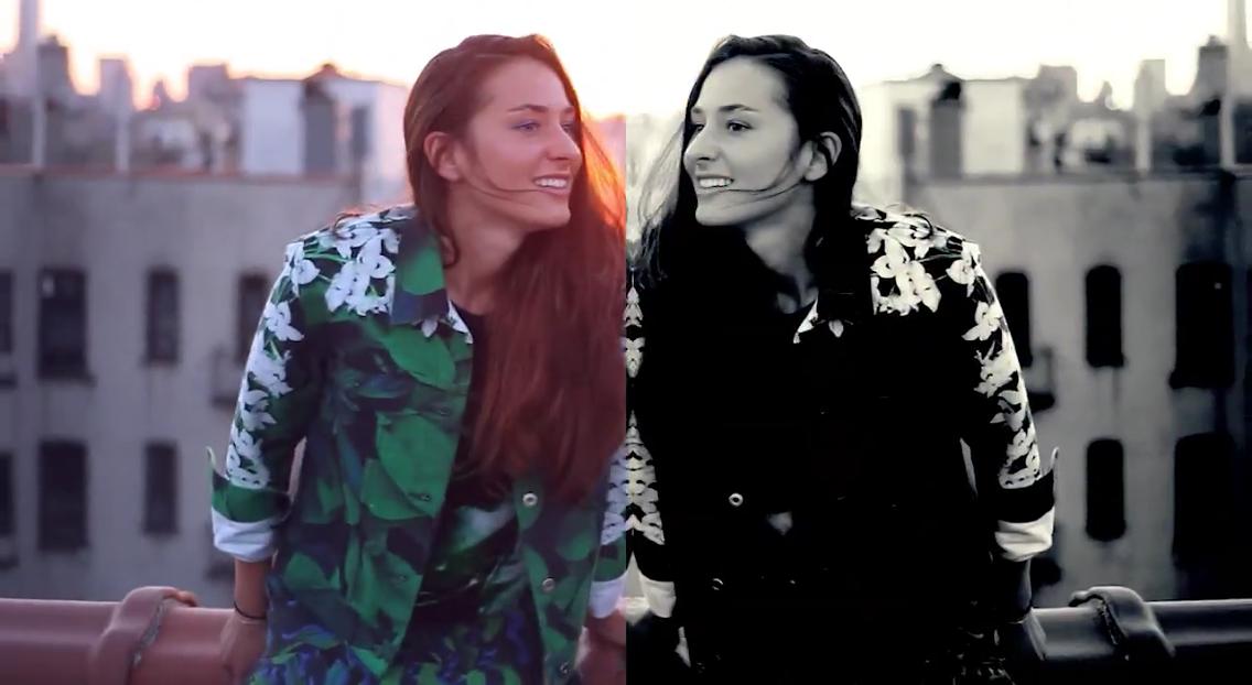 Still from video by  Chuka Chukuma  for  RICHARDS-NYC  apparel FW 2013