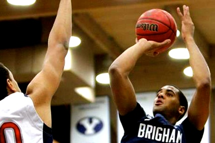 BYU: Davies shines, Cougars struggle in first ever WCC game