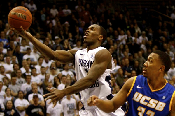 BYU Cougars face off against other Cougars