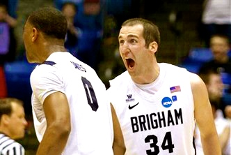 BYU: Comeback Cougars embrace the madness