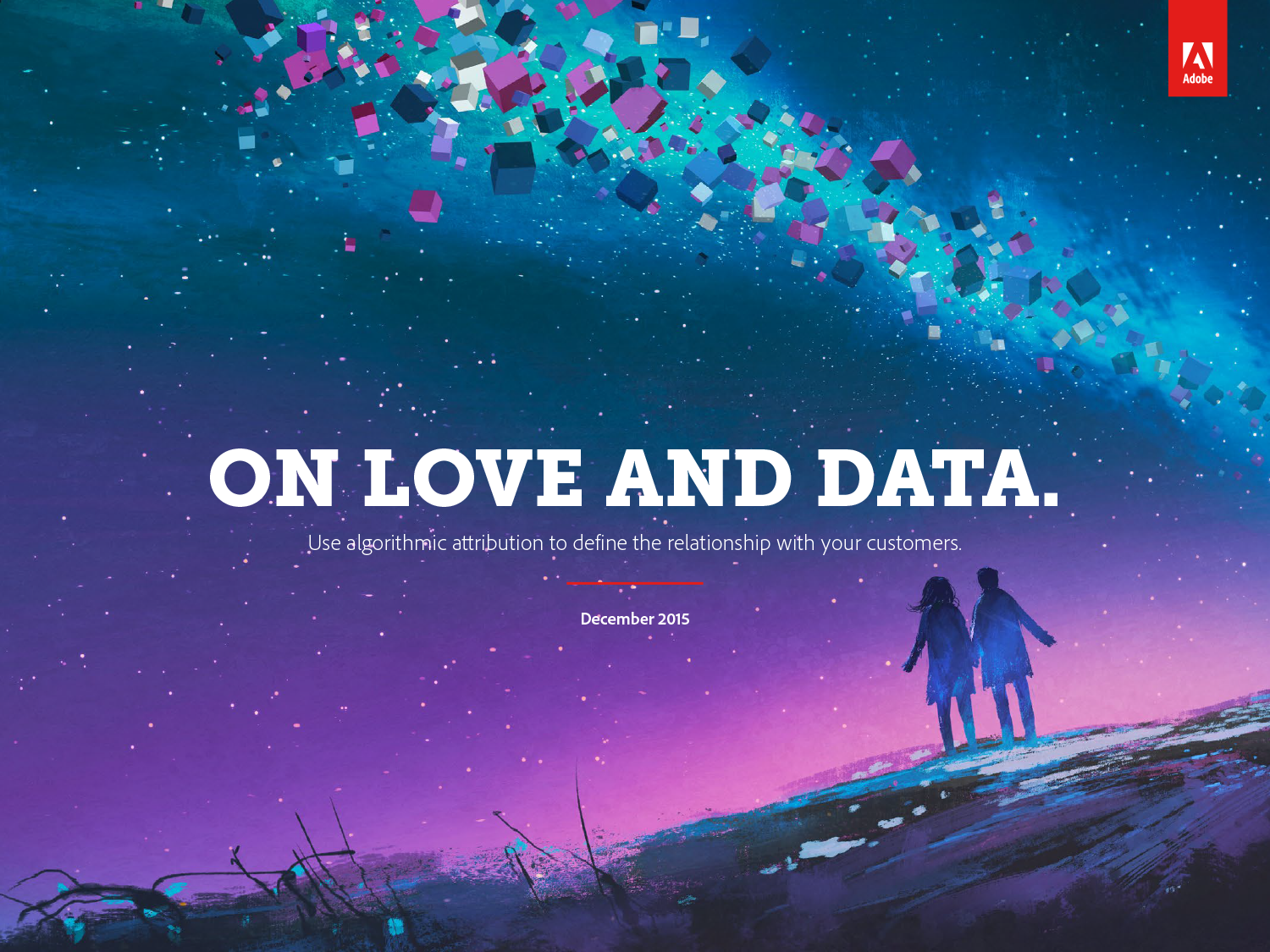 On Love and Data Cover Page