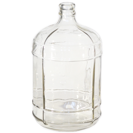 5 Gallon Italian Glass (Carboy) Made in Italy
