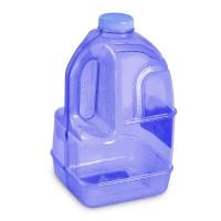 1 Gallon BPA Free Square