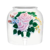 Embossed - Pink Roses
