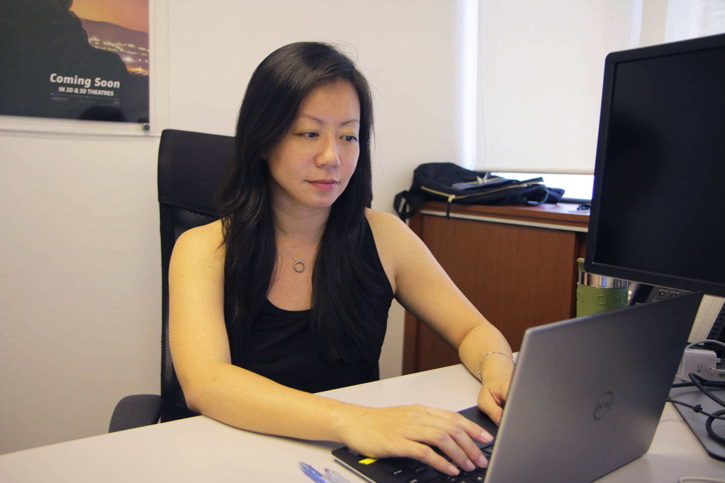 Yvonne is a Marketing Director with 19 years of work experience.