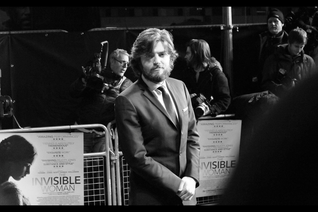 "Tom Burke has an enviable IMDB entry but of all of it ""Only God Forgives"" rings a bell. Between this and and constantly referring to Ralph Fiennes, who has had multiple Oscar and BAFTA nominations, as 'Voldemort' I'm probably going to have trouble retaining any pretense of being a film connoisseur."