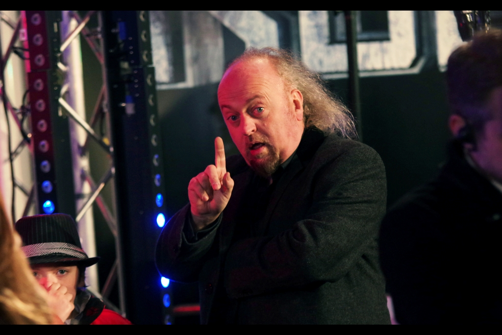 Fine... and for the Ladies who want some eye/mind candy, it's comedian Bill Bailey!! (I've been ASSURED by reliable sources of the female persuasion that women prefer a guy with a sense of humour and not just some dashing debonair beefcake hunk. In fact I'm basing my eventual ascent out of single-dom solely on this one assurance)
