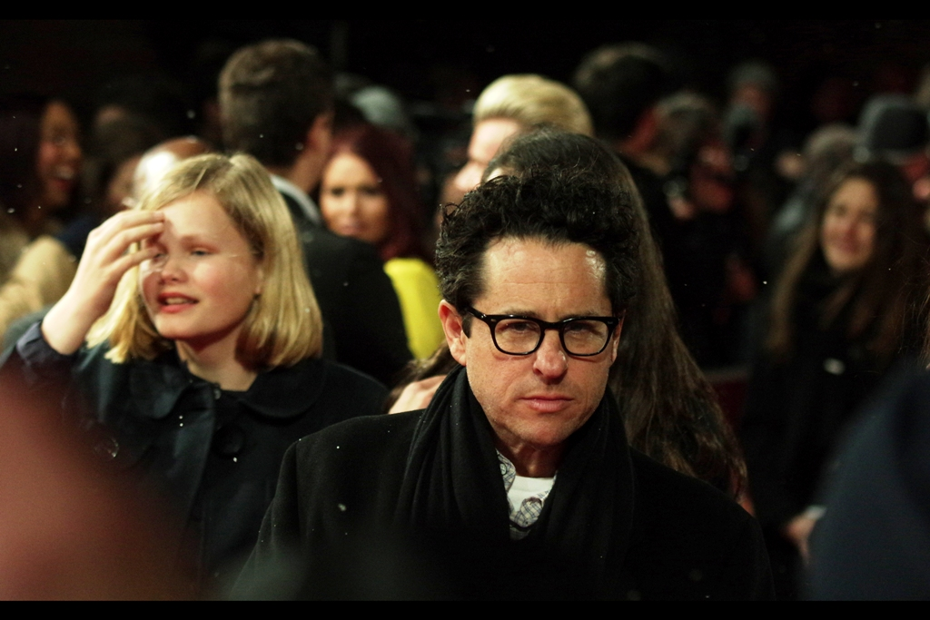 I kind of regret not arbitrarily bringing a photo of JJ Abrams with me for the man to sign. Firstly, I'm a huge fan of his work, secondly I assume next time I see him will be much closer or at the release of Star Wars episode VII at which point he'll be even more untouchable, and hopefully awesome.