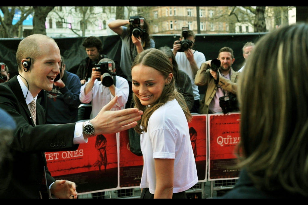 Laura Haddock prepares for an outsourced rhymes and lyrics Rap Battle. I've just come off watching the movie Frozen and its seminal masterpiece 'Let It Go' rhymes 'Go' with both 'Dawn' and 'Sky', so I think rhyming dictionaries are out the window.