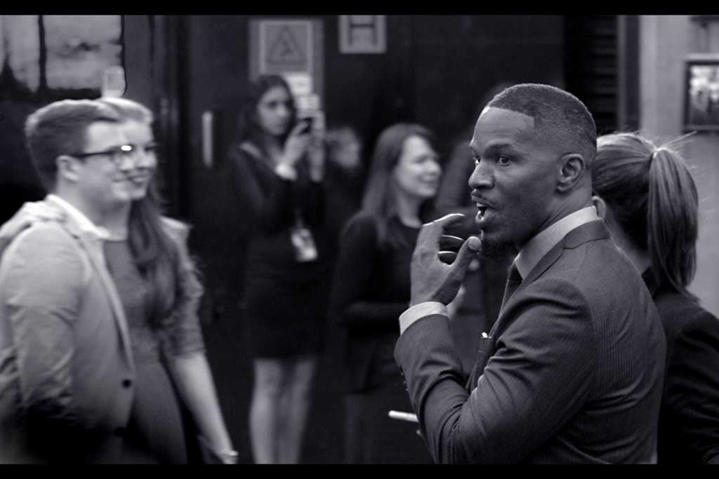 Jamie Foxx evaluates his loyalties.