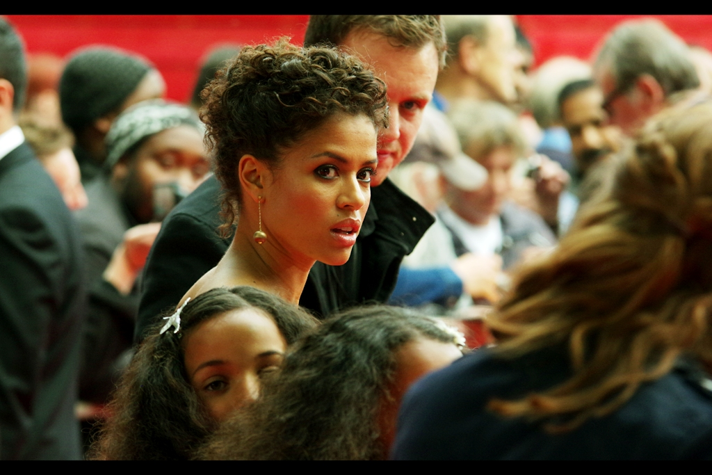 "Didn't like ""Man of Steel"" either. She's Gugu Mbatha-Raw and the fact that you or I might not have heard of her does not remove the fact that she's had multiple episode character roles in about five TV series (none of which, other than Dr Who, I've heard of either) and numerous movie roles as well."