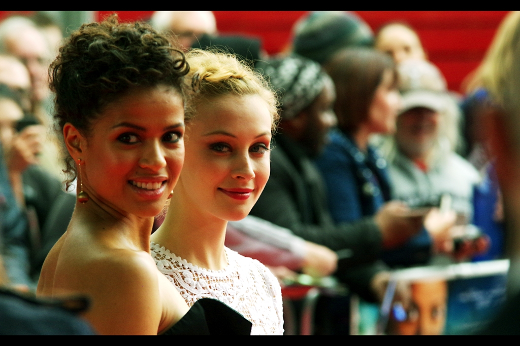 Gugu Mbatha-Raw and Sarah Gadon need to start a rap/rnb duo *right now* just so DJs everywhere destroy themselves trying to pronounce their combined names properly.